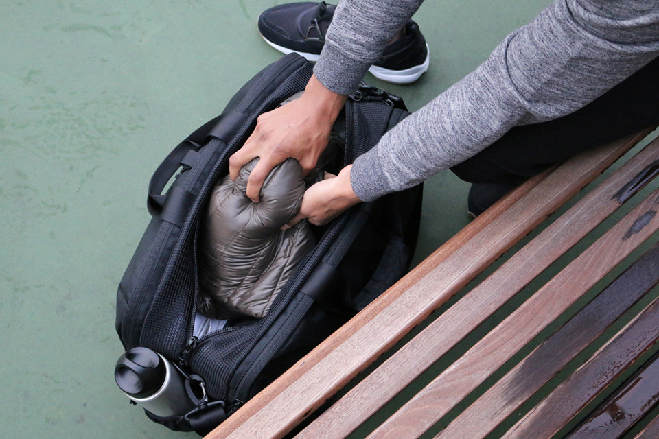 Aer Gym Duffel