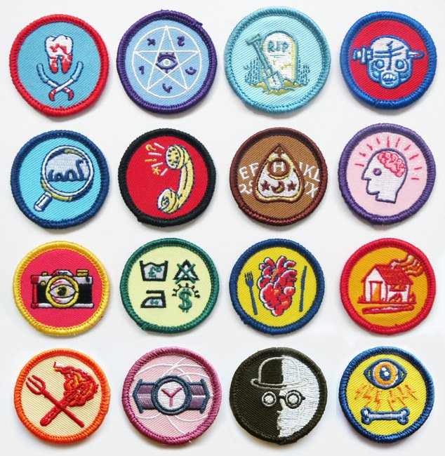 Alternative Scouting Merit Badges