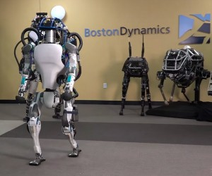 ATLAS Robot Upgraded