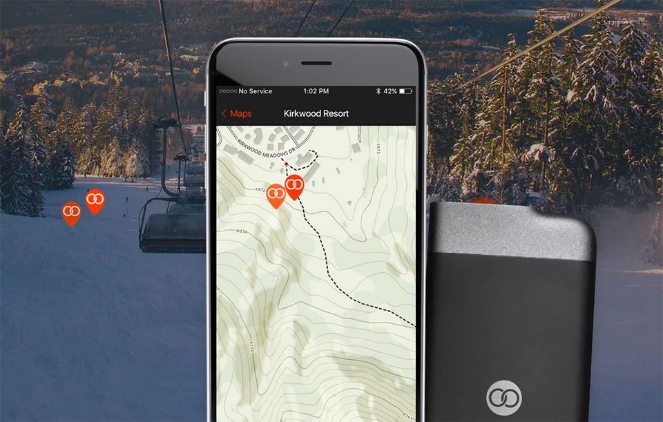 Beartooth Smartphone Walkie Talkie