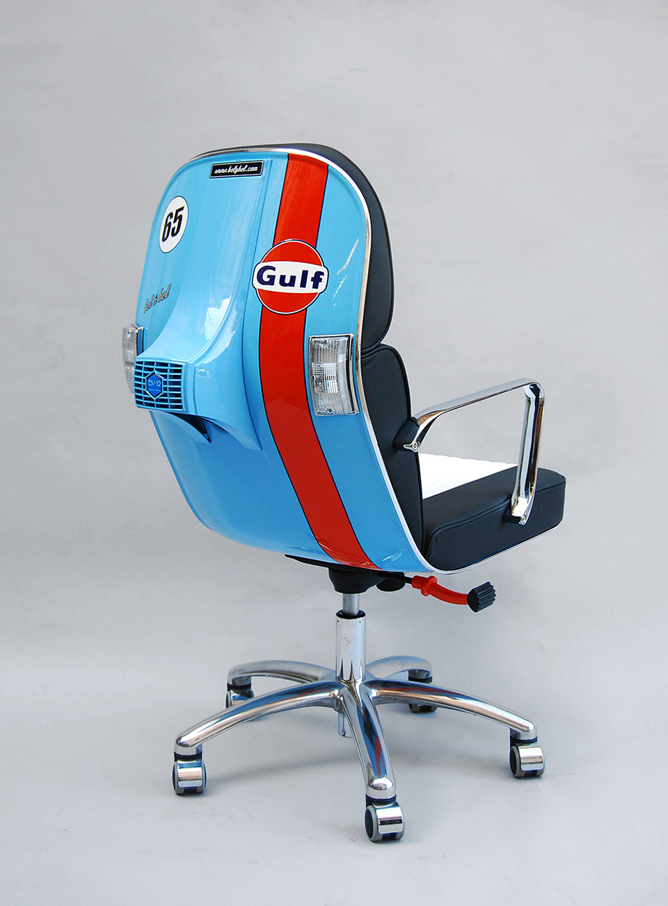 Bel & Bel Scooter Chair