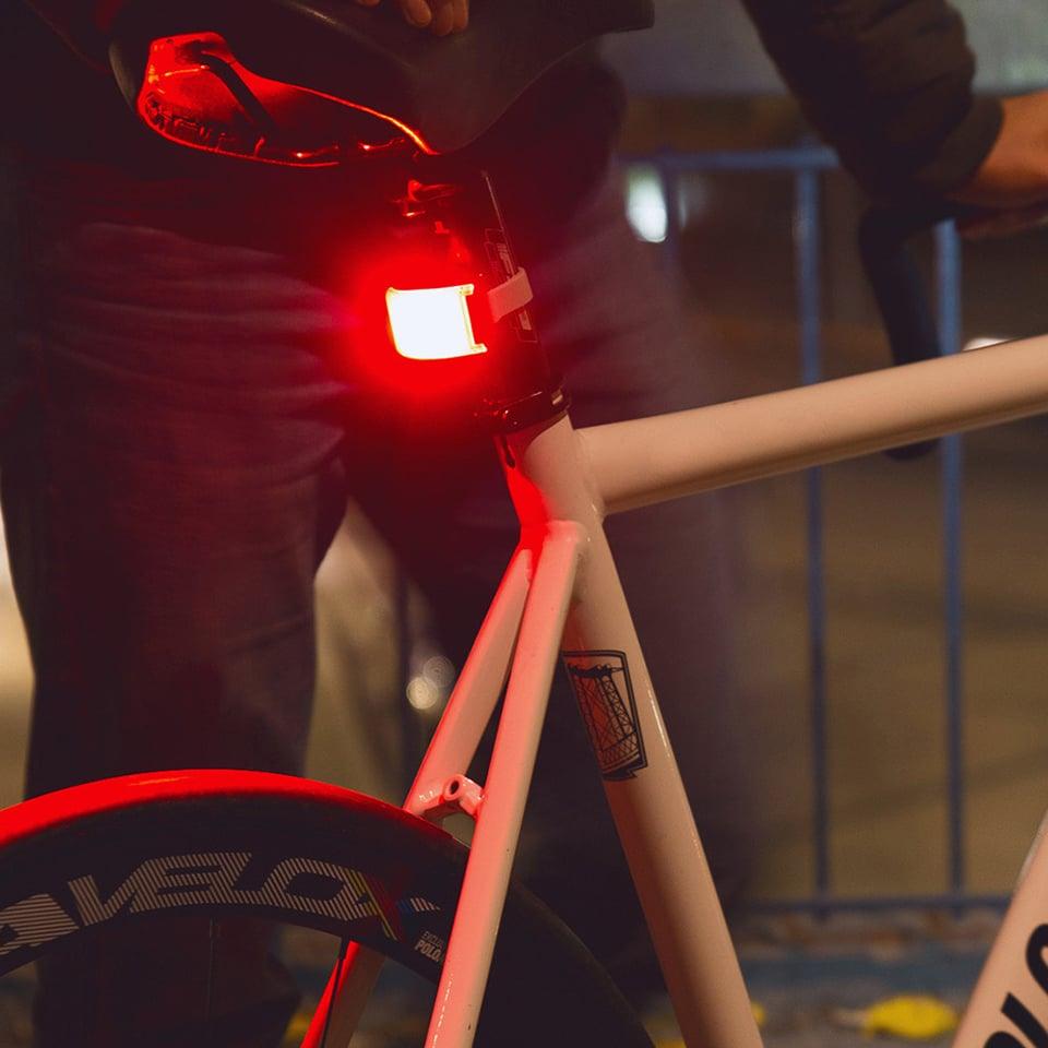 Bookman Curve Bicycle Light