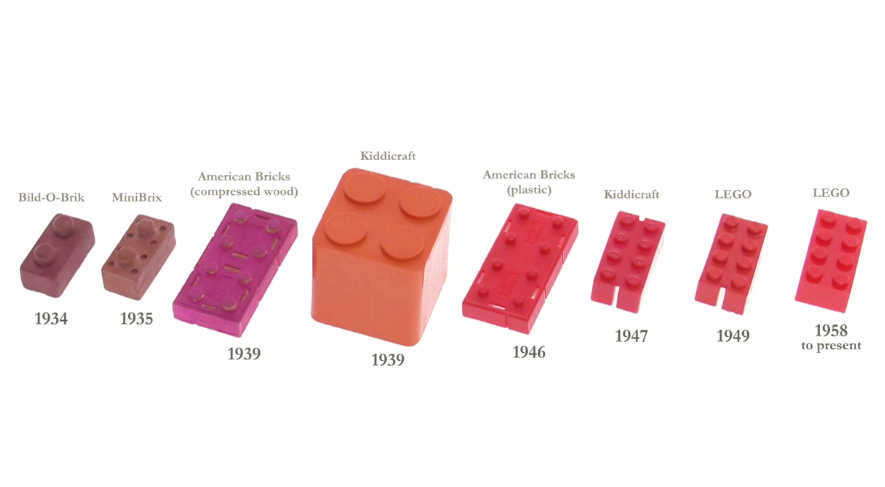 Bricks Before LEGO