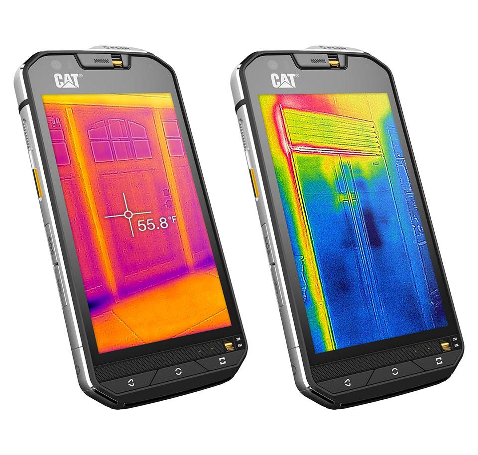 CAT S60 Smartphone w/FLIR
