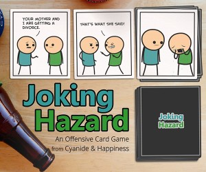Cyanide & Happiness: Joking Hazard