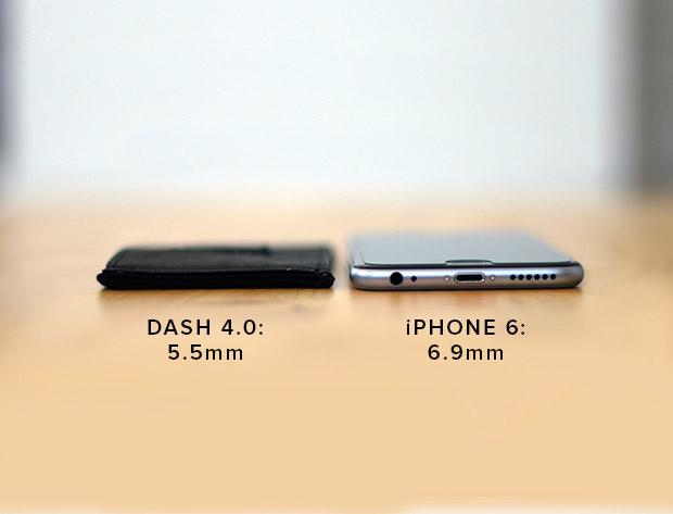 Deal: Dash 4.0 Slim Wallet