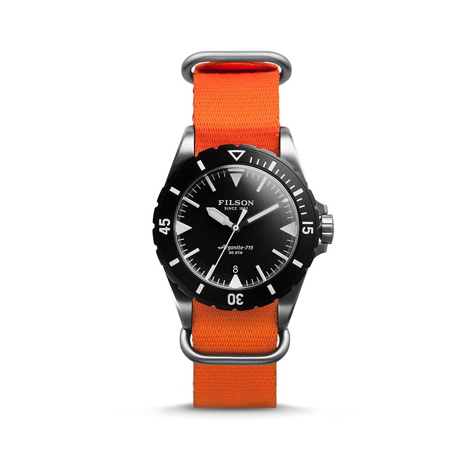 Filson Dutch Harbor Watch