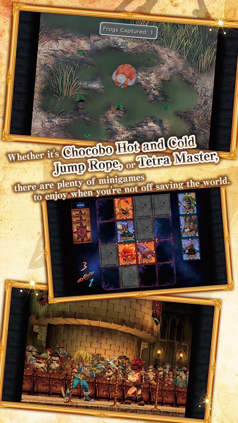 Final Fantasy IX for Mobile