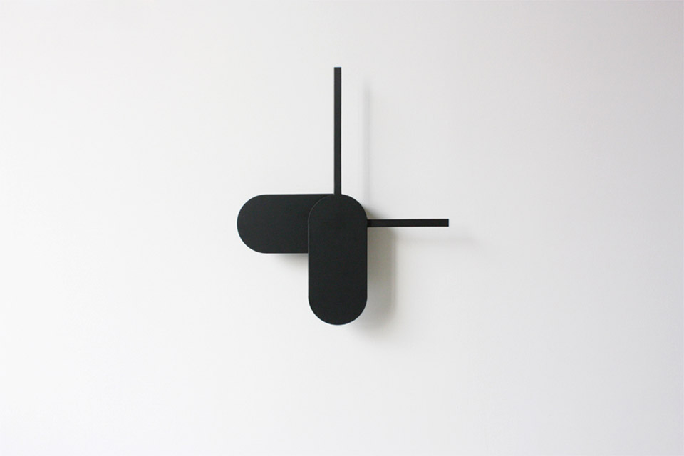Fly on the Wall Clock