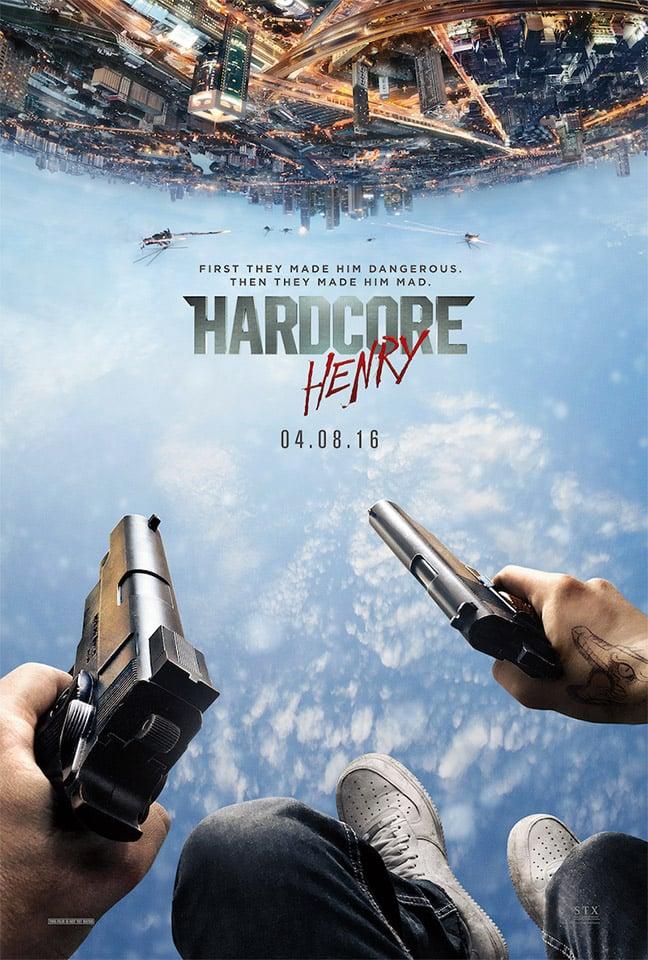 Hardcore Henry (Trailer)