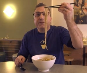 Ramen: You're Eating It Wrong