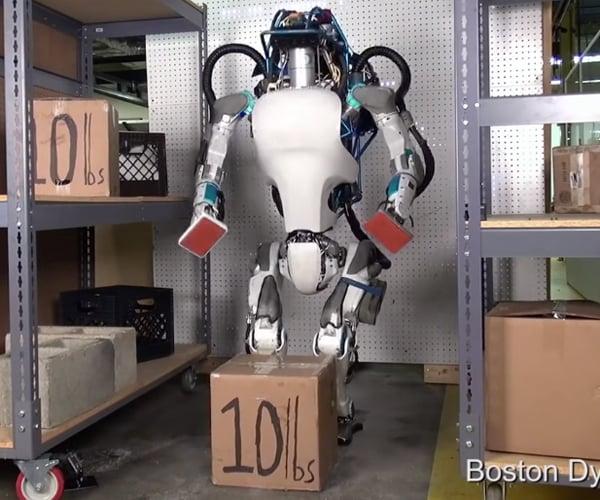 Boston robotics videos downloads