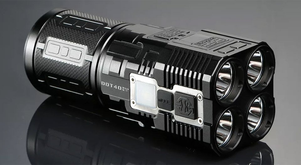 Imalent DDT40 Flashlight