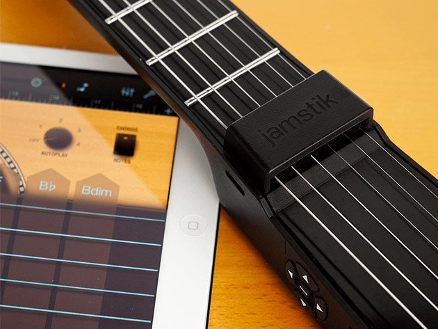 Deal: Jamstik Wireless Smart Guitar