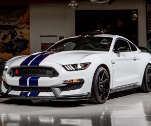 Leno's Shelby GT350R Mustang