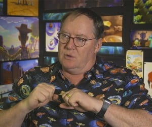 John Lasseter on 30 Years of Pixar