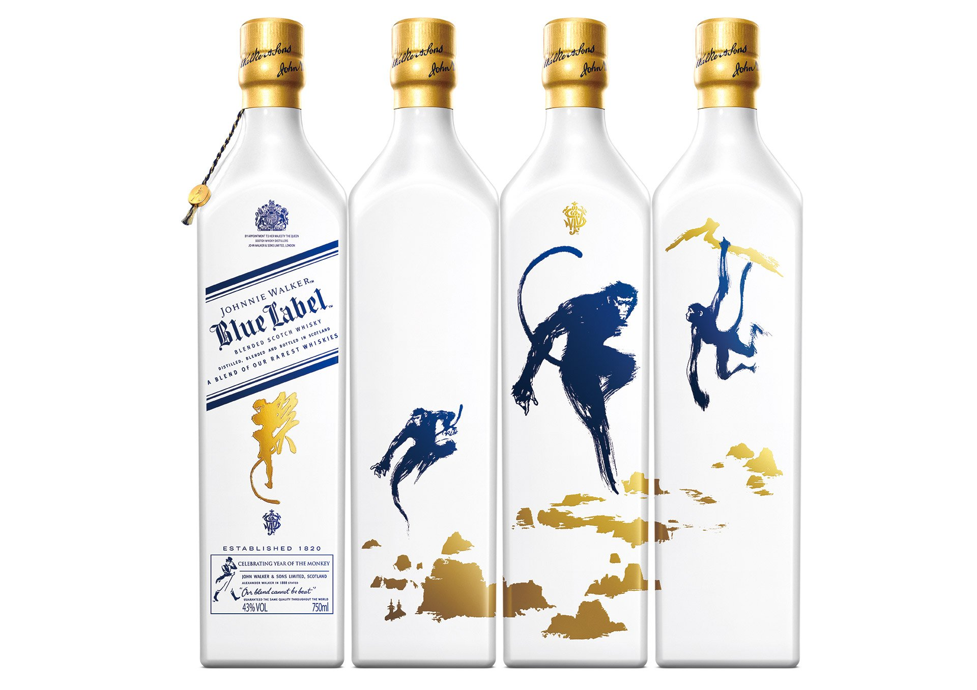 Blue Label Lunar New Year