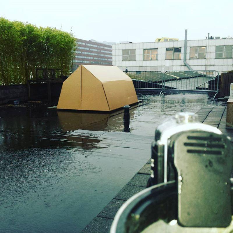 KarTent Cardboard Tents