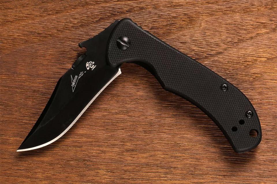 Kershaw Emerson CQC-2K Black