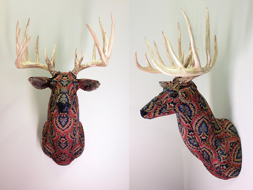 Taxidermy Upholstery
