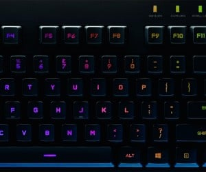 Logitech G810 Gaming Keyboard