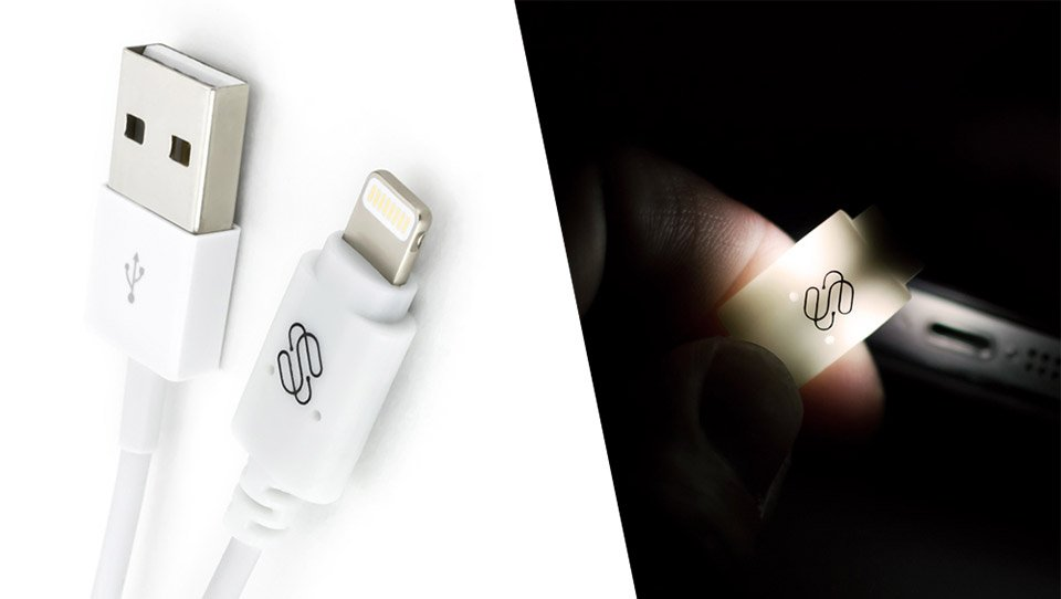 Deal: Luminid Touch Light-up Cable