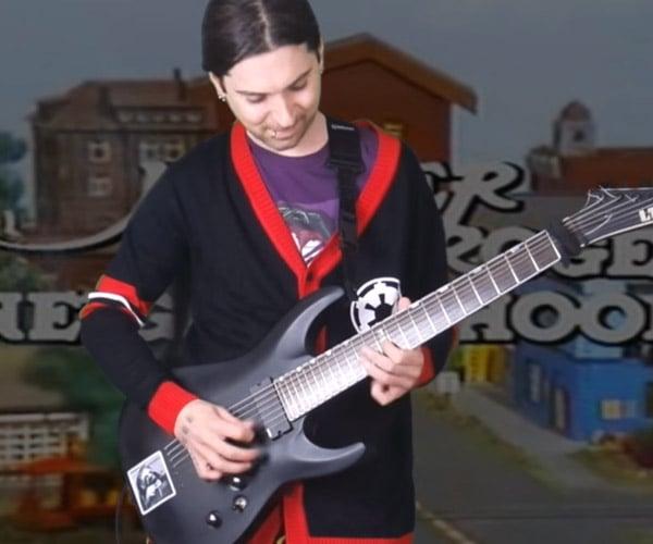 Mister Rocker's Neighborhood