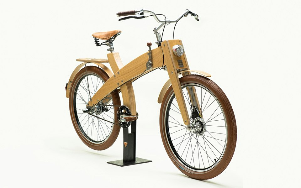 MUD Wood Bicycle