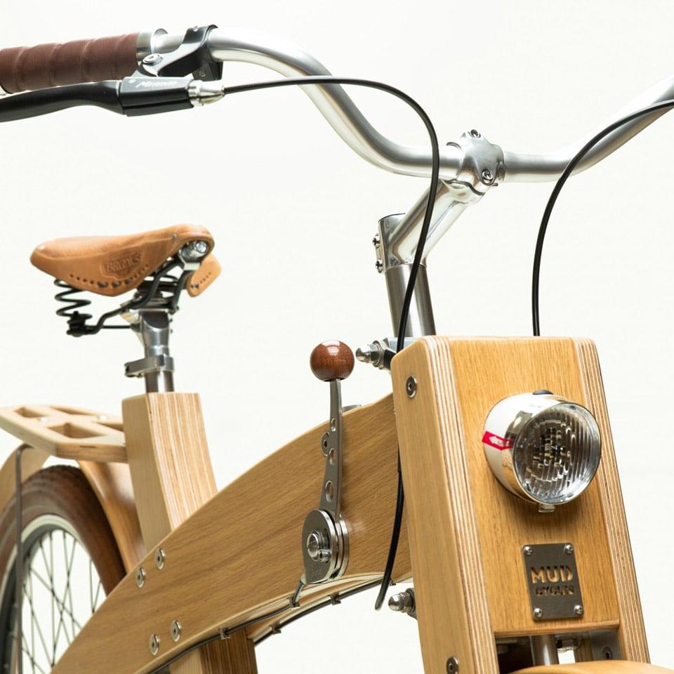 MUD Wood Bicycle