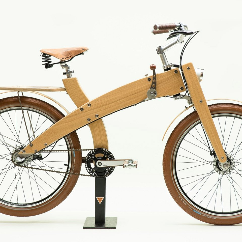 the growing popularity of wooden bicycles As many of us make getting fit one of our new year's resolutions, the bbc's will smale - who is bike obsessed - takes a look at the reasons why an ever.
