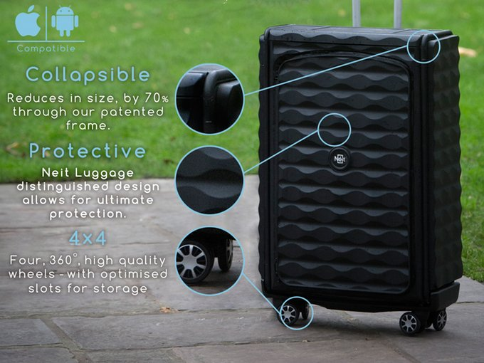 Néit Collapsible Luggage
