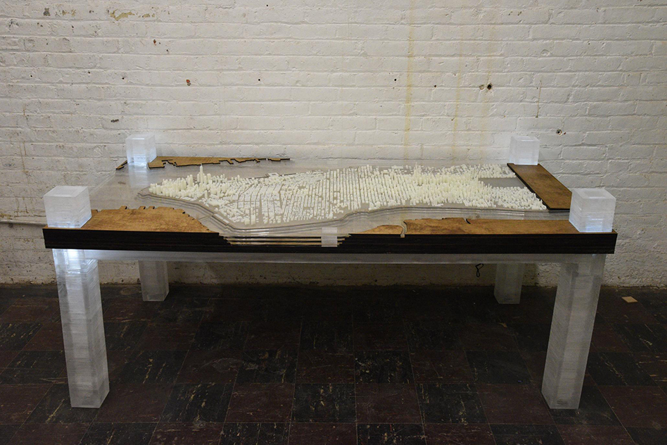 New York City Desk