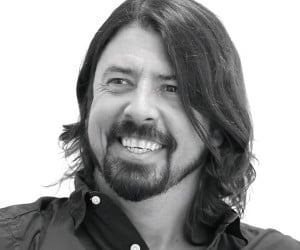 Off Camera: Dave Grohl