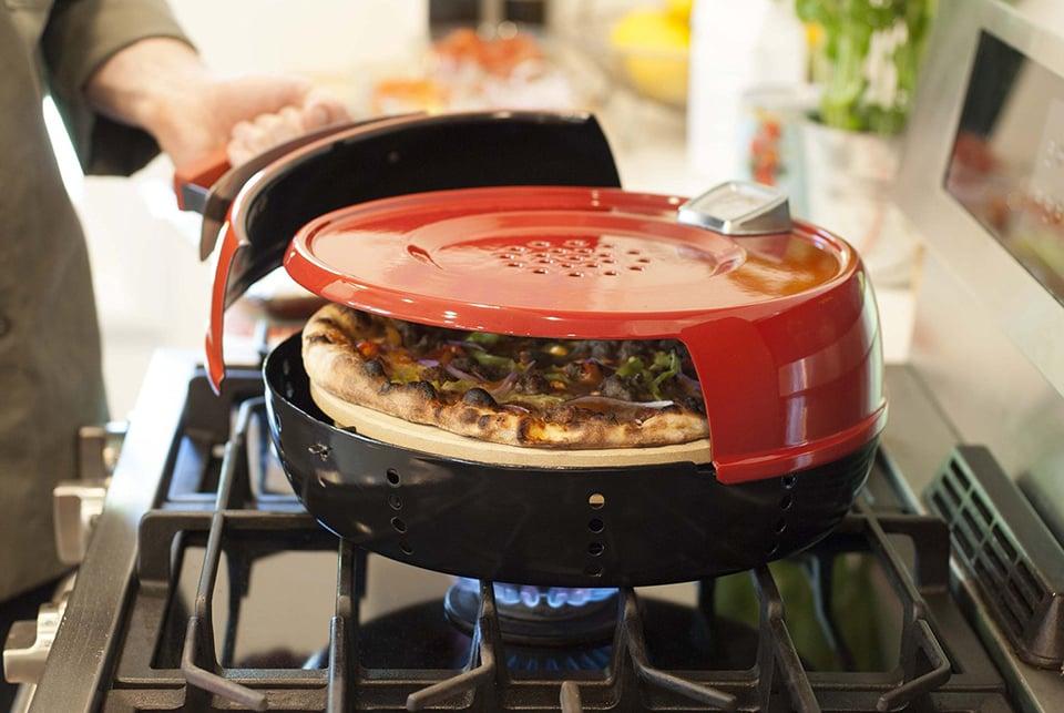 Pizzeria Pronto Stovetop Oven