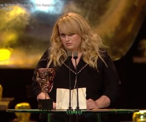 Rebel Wilson 2016 BAFTA Speech