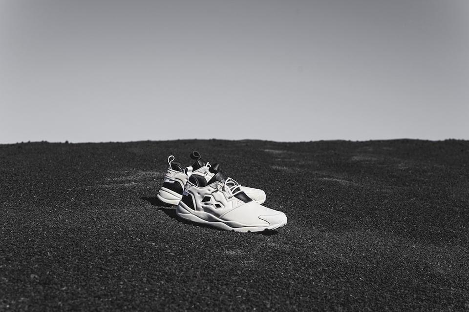 Reebok x Publish Dark Desert Furylite
