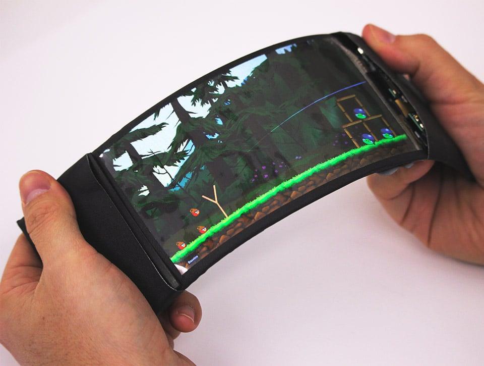 ReFlex Bendable Smartphone