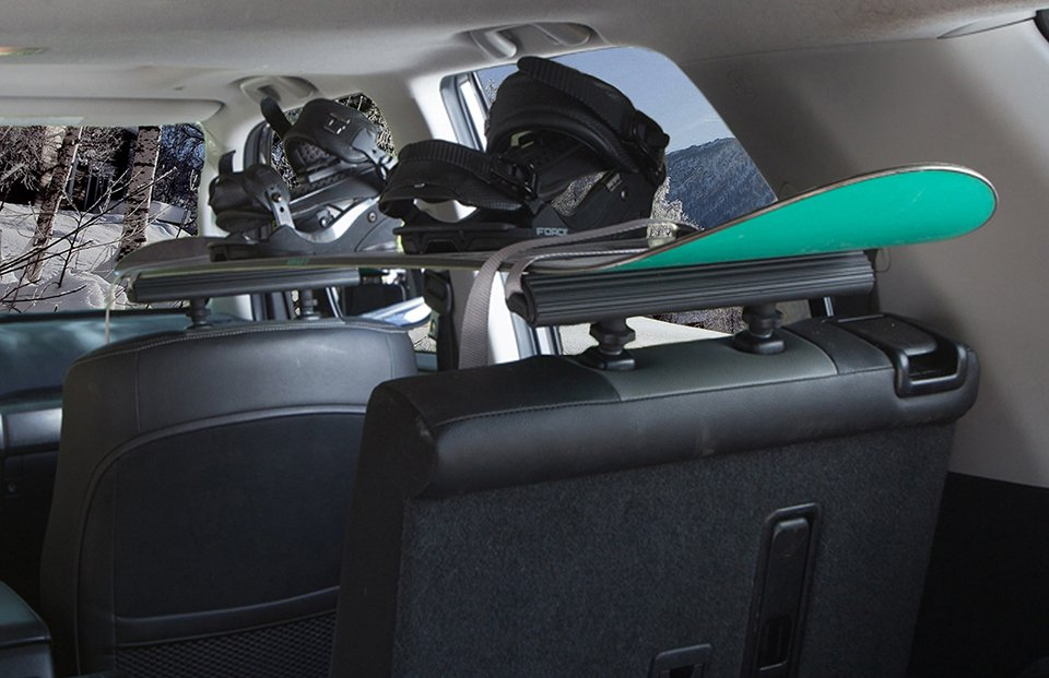 SeatRack Interior Cargo Rack