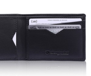 Deal: Silent Pocket Leather Wallet