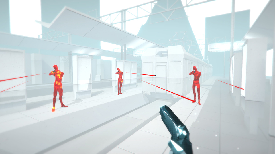 Superhot (Trailer)