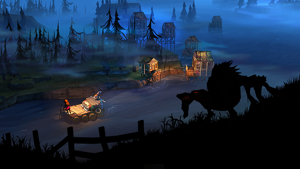 The Flame in the Flood (Trailer)
