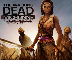 TWD: Michonne (Preview)