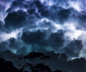 Thunderstorm Time-lapse