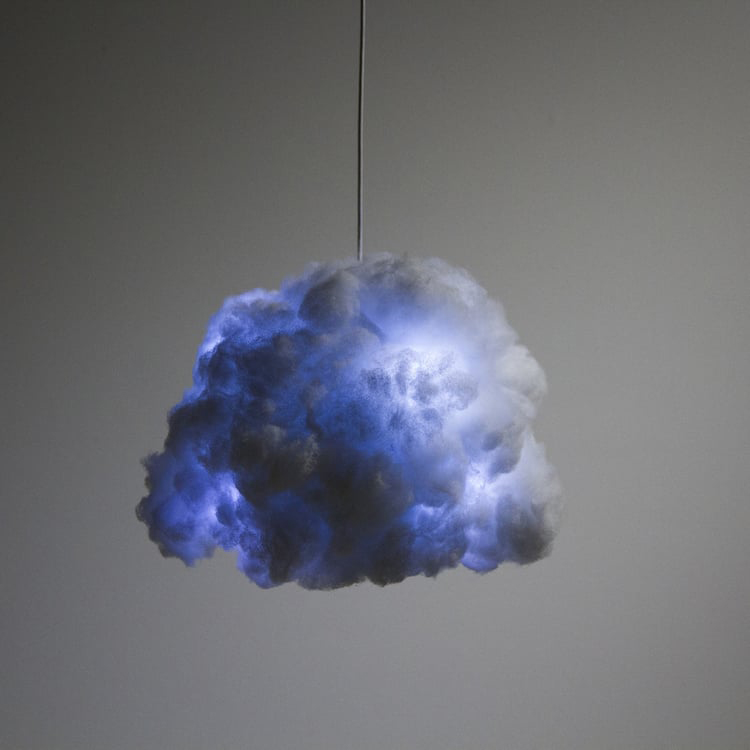 Tiny Cloud Lamp & Speaker