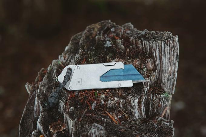 Titanium Pocket Tool