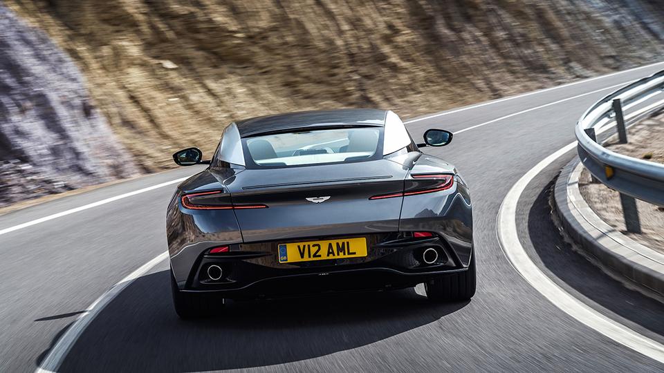 2017 Aston Martin DB 11