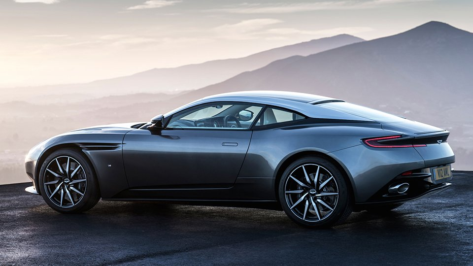 2017 Aston Martin DB 11 - The Awesomer