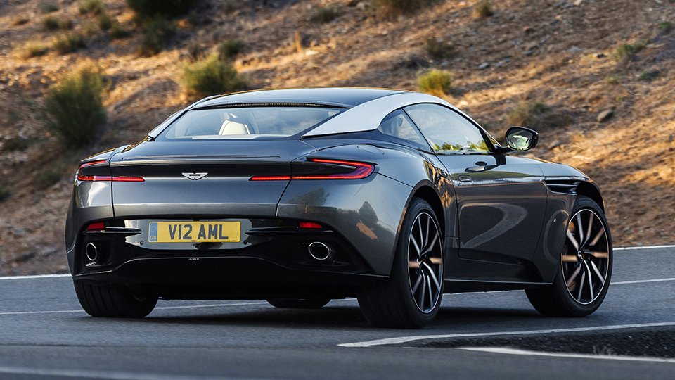 2017 Aston Martin Db 11 The Awesomer