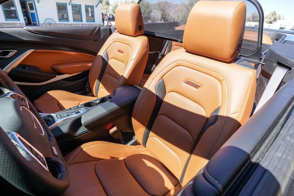 2016 Chevrolet Camaro Convertible