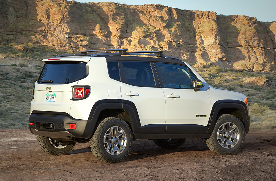 2016 Jeep Mopar Concepts